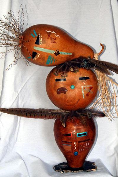 Gourd By Debbie Rouleau